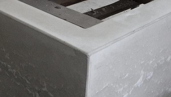 Schoenheit von Beton