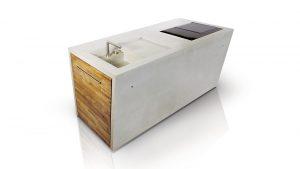 Outdoor Küchen Aus Beton : Dade design outdoor küche aussenküche gartenküche