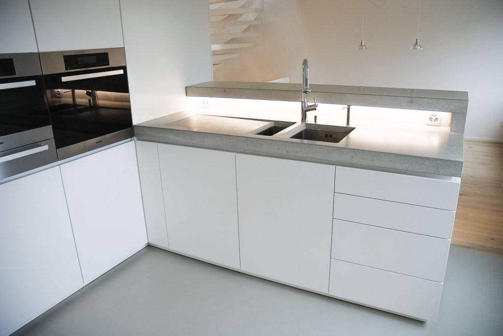 dade design cocina de hormig n dade design. Black Bedroom Furniture Sets. Home Design Ideas