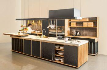 Betonküche «Aurélie Späti» von atelier oï und Späti Innenausbau AG