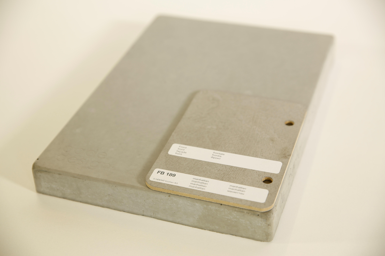 Dade Design Echte Betonarbeitsplatten Zu Leicht Kuchen Mit