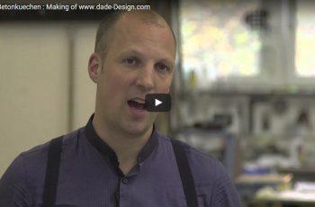 Über unser Handwerk – Making of Dade Design