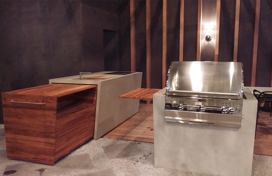 Outdoor Küche Hersteller : Dade design bbq model