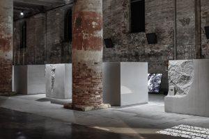 #BiennaleArchitectura2016 – Marte.Marte Betonkuben von dade design