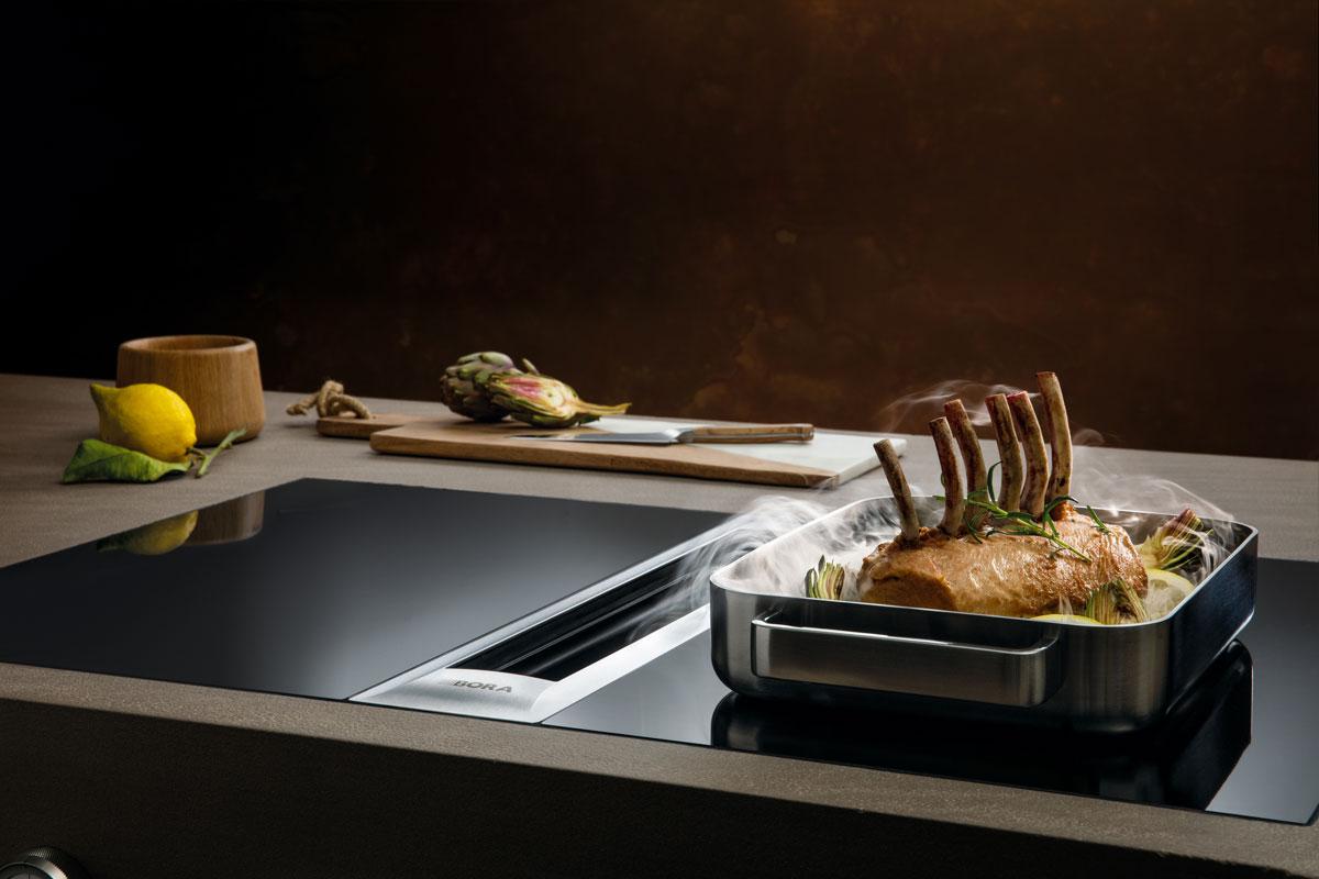 Bora Herd Mit Dunstabzug : bora cooker hood bora professional dade design ~ A.2002-acura-tl-radio.info Haus und Dekorationen