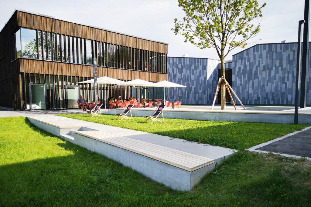 Betonmöbel Aussenbereich Beton Bänke Outdoor | dade design