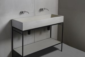 Concrete Vanity Unit LAURA 120