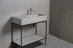 Concrete Vanity Unit LAURA 90