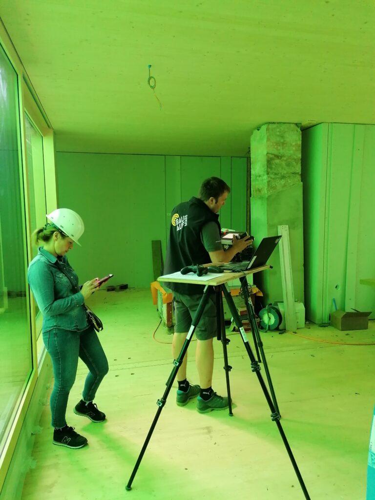 Bauprojekt Residential dade design Betondesign BIM