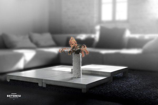 Beton Couchtisch - dade design