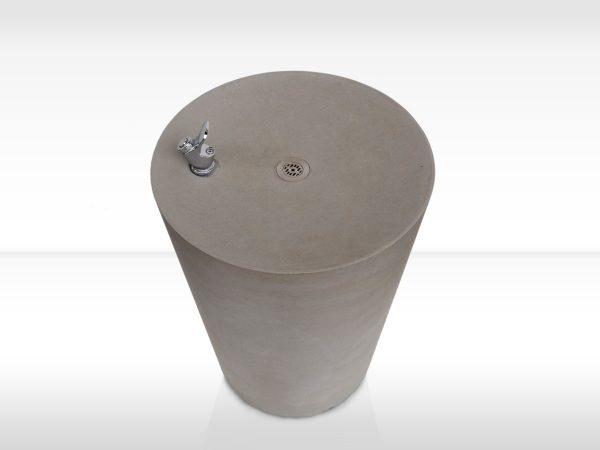 Trinksäule_dade-RONDO-oben-beton-waschbecken_concrete-cemento-design-shop