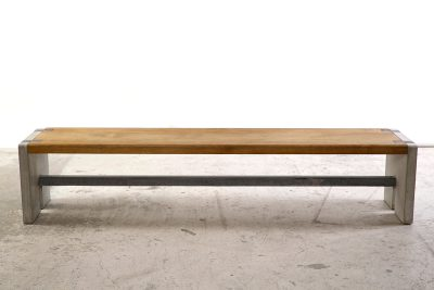 Concrete bench - dade design