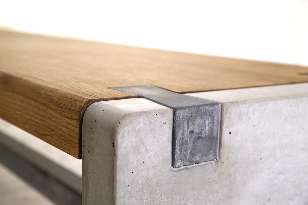 Hervorragend Betonbank  Sitzbank aus Beton BENCH 175   dade design FT03
