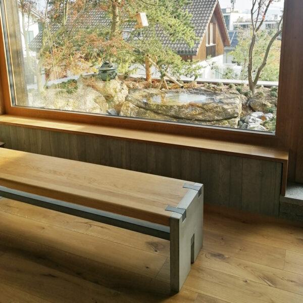 Beton Holz Bank dade BENCH | dade design
