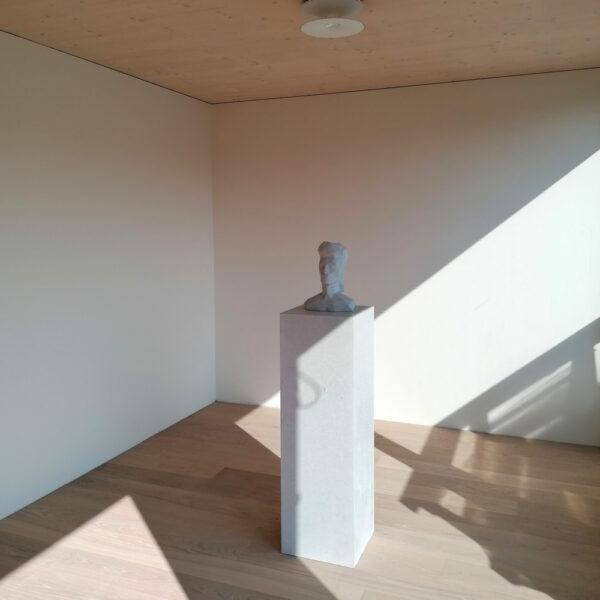 dade BOWIE beton Skulptur Betonfigur
