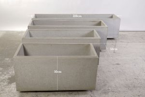 CONCRETE Fountain Standard 208