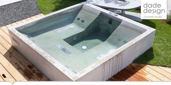 Beton Whirlpool – dade design