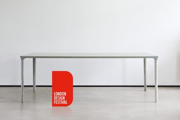 Betontisch NINA MAIR at London Design Festival – dade design