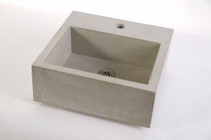 Beton Waschbecken CASSA 40