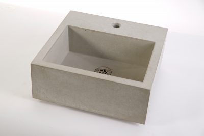 Lavabo in cemento - dade design