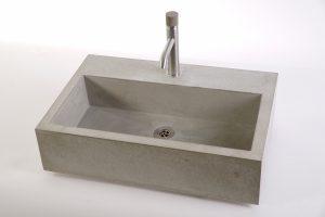 Beton Waschbecken dade CASSA 60