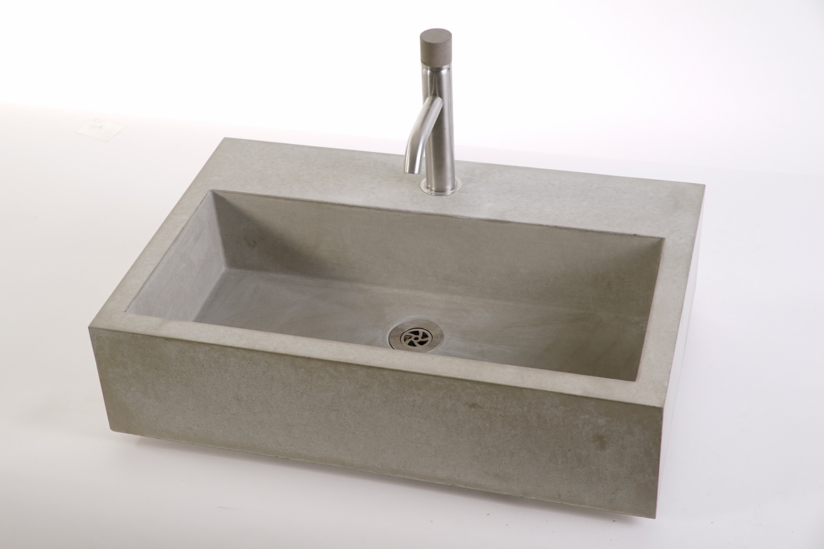 Lavabo in cemento CASSA 60