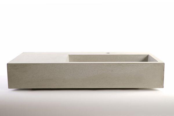 Betonwaschbecken Beton Waschbecken CASSA 90 – dade design
