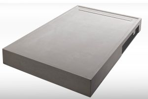 Concrete shower tray CUNEO