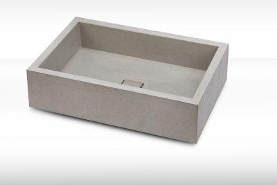 Concrete washbasin - dade design