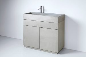 Concrete Vanity Unit ELINA 90 box