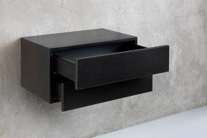 Concrete Vanity Unit ELINA 90