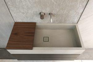 Waschtisch Beton ELINA 120