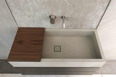Beton Waschtischmöbel - dade design