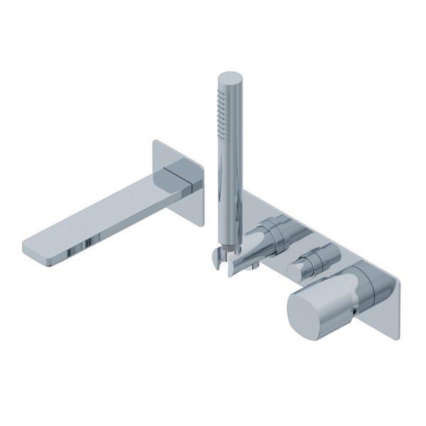 Beton Armaturen Wandmodell