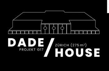 G17: dade Projekt in Weisszement