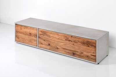 Sideboard in cemento - dade design