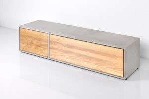 Credenza Con Piano Di Lavoro : Beton sideboards & kommoden dade design