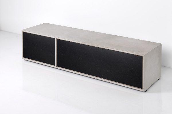 Lowboard in cemento - dade design