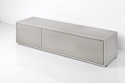 Concrete Sideboard - dade design