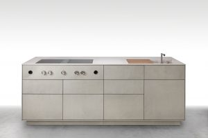 Concrete Kitchen  MILANO