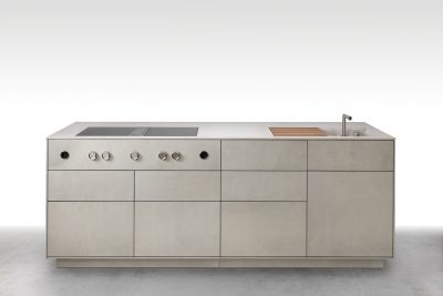 Concrete kitchen - dade design