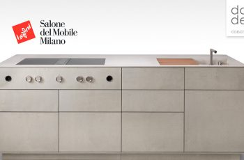 dade MILANO concrete kitchen