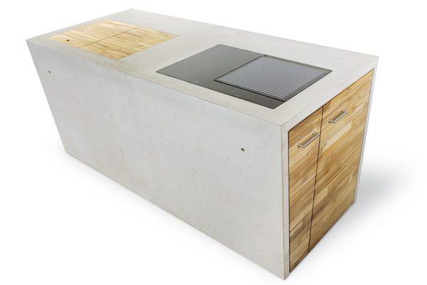 Betonküche Outdoor - dade design
