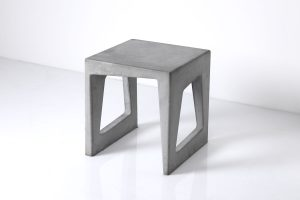Concrete stool PASO