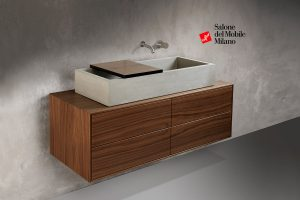 Concrete Vanity Unit SALONE