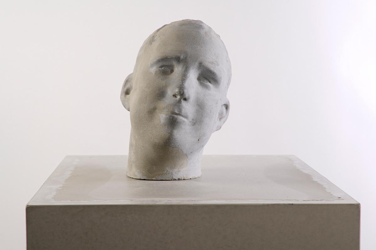 Concrete Sculpture Concrete Selfie Personalized Dade Design
