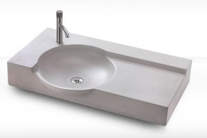 Concrete Sink THALASSA from stock