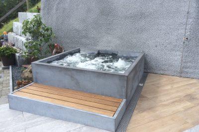 Beton Whirlpool - dade design