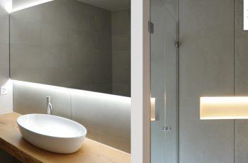 Raumgestaltung mit Betonpaneelen – Anwendungsbeispiele