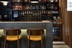 Concrete design in hotels